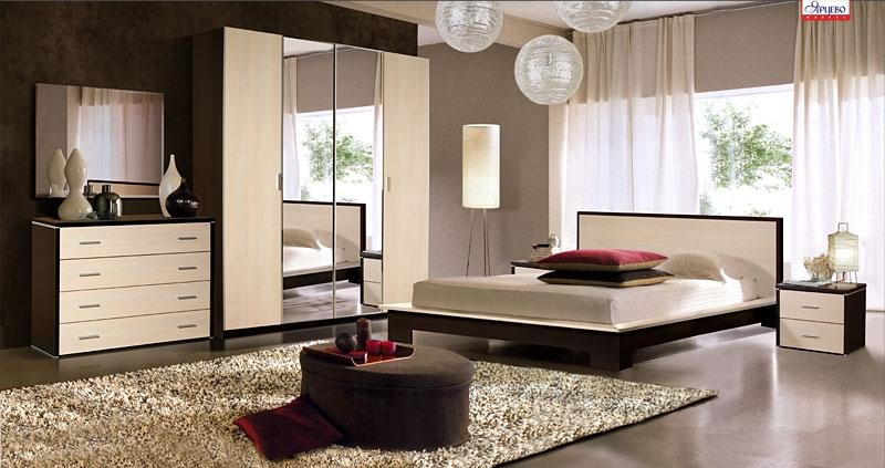 Дизайн мебель для спальни