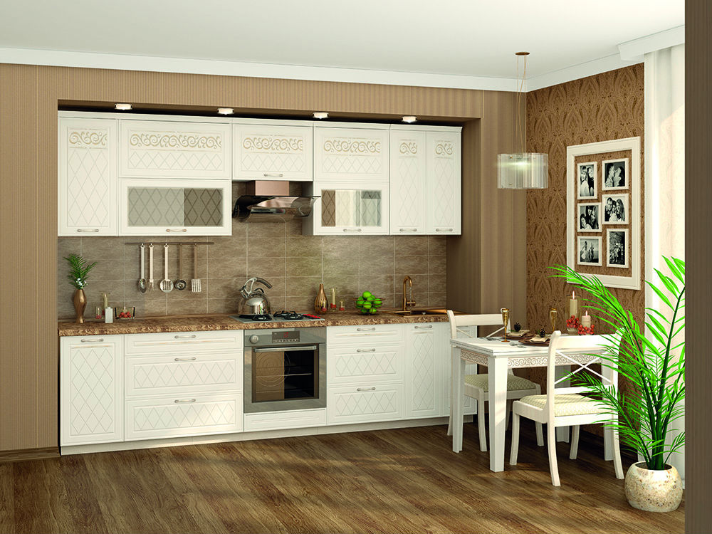 Кухня тиффани фото в интерьере